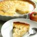 Hildes eplepai med vaniljekrem